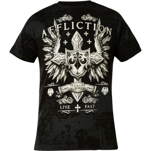 Affliction Herren T-Shirt A-22761