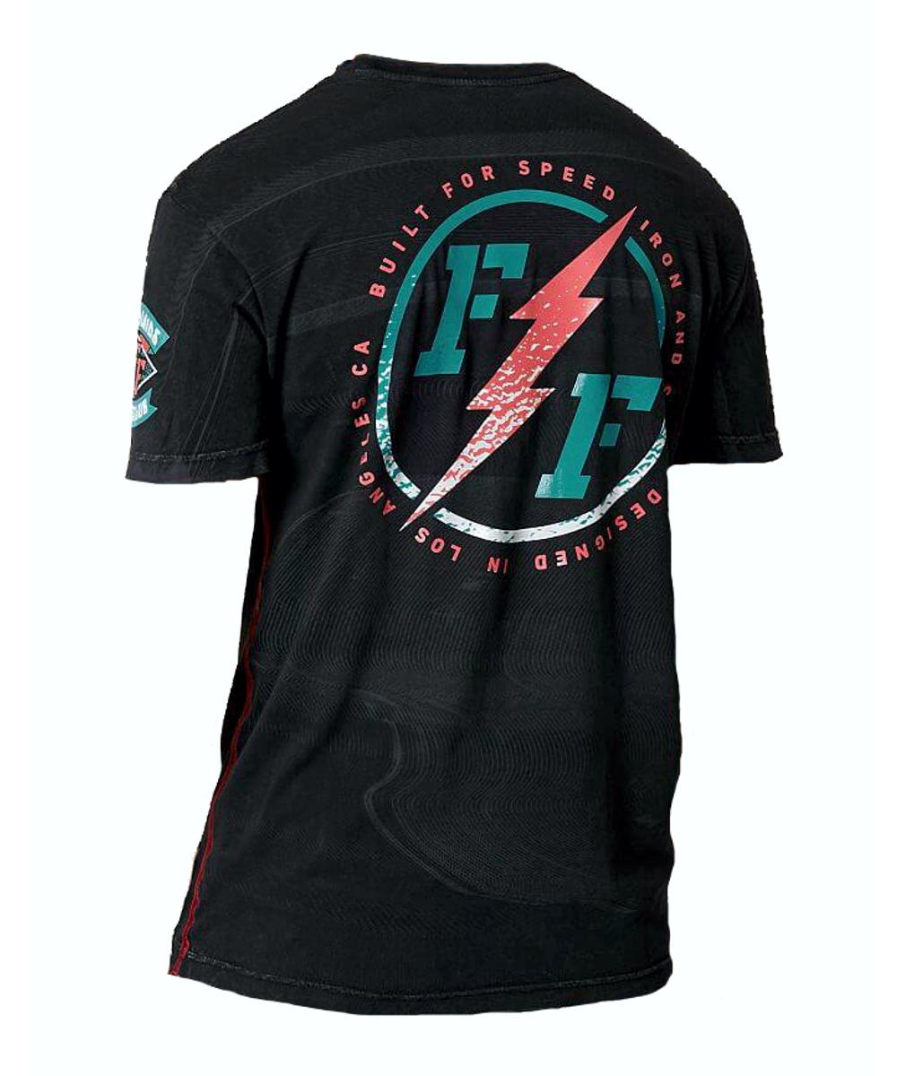 Fast & Furios by Affliction FF-54 black