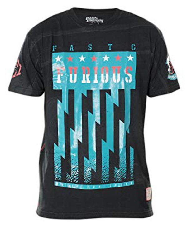 Fast & Furios by Affliction FF-54 black