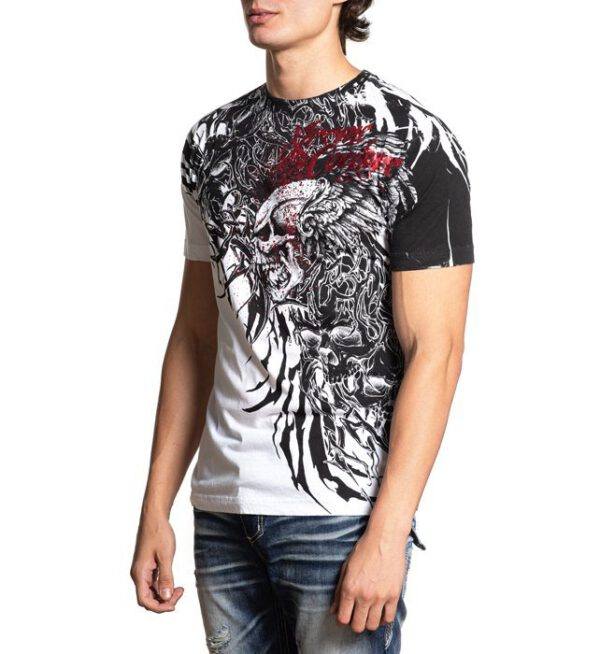 Xtreme Couture T-Shirt X-1940 weiß
