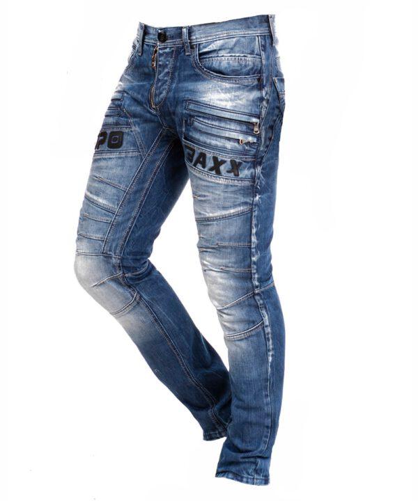 Cipo & Baxx Herren Jeans CD-491