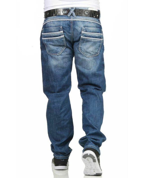 Cipo & Baxx Herren Jeans C-1127