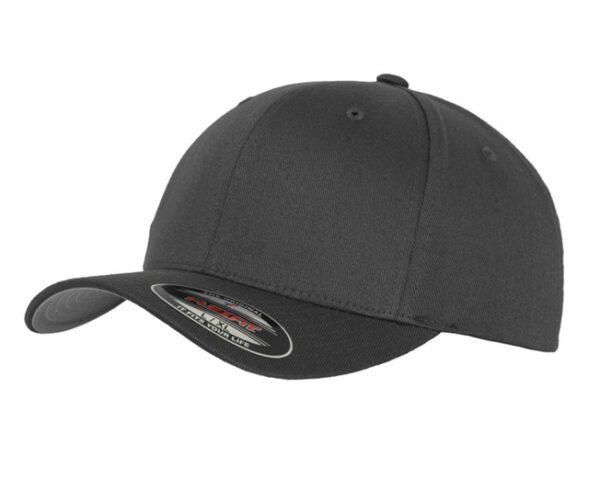 Flexfit Classic Baseball Cap 6277 dark grey