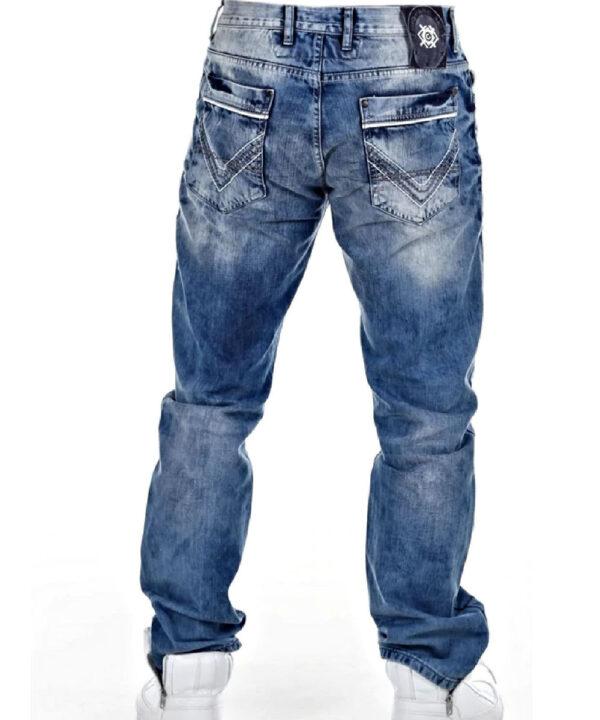 Cipo & Baxx Herren Jeans CD-594