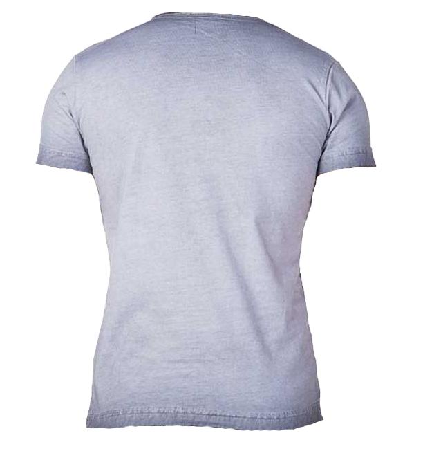Cipo & Baxx Herren T-Shirt CT-238 anthracite