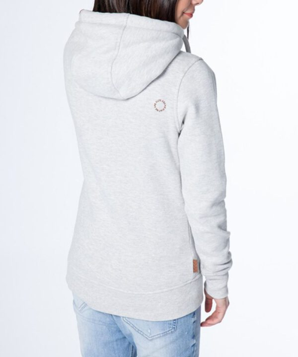 "Alife and KickIn Hoodie ""Sarah A"" cloudy"