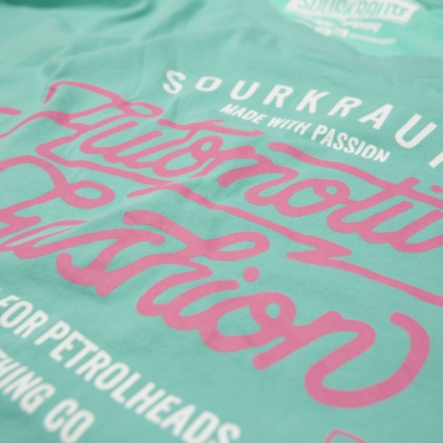 Sourkrauts girly shirt sonja mint