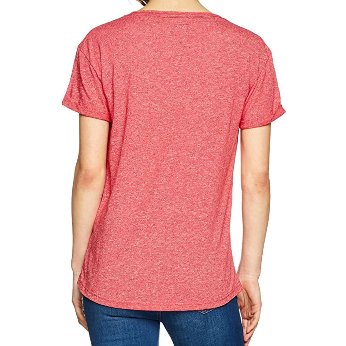 Superdry Damen T-Shirt G10002HP rebel re