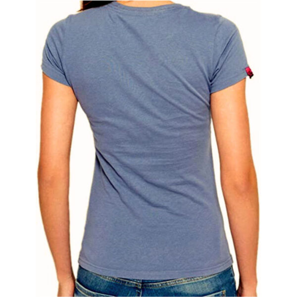 Superdry Damen T-Shirt G10003HO blu