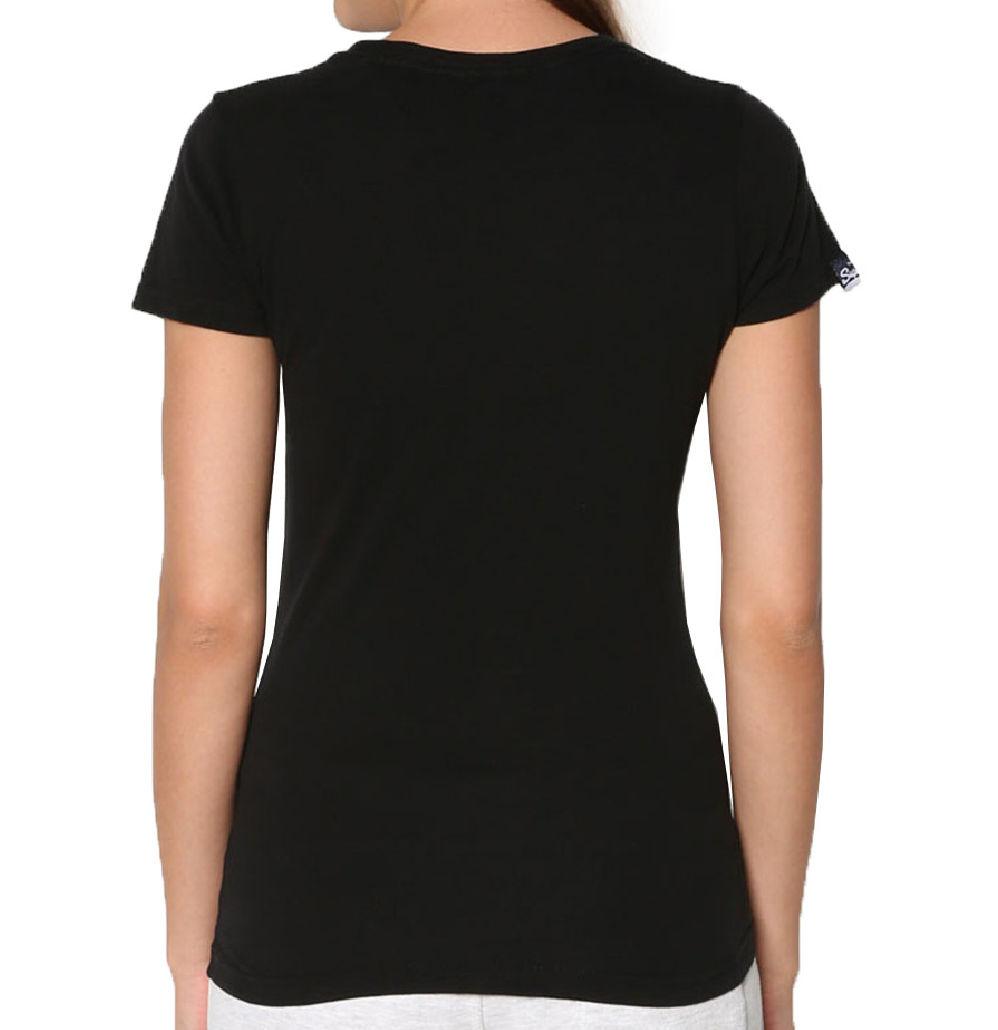 Superdry Damen T-Shirt G10007ANF1 black