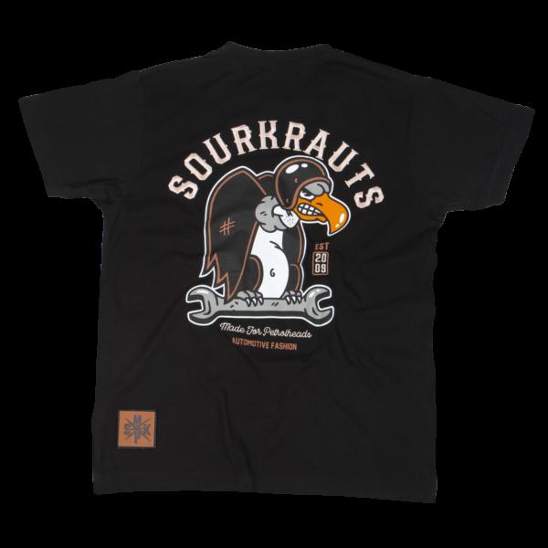 Sourkrauts T-Shirt Herren Ralf