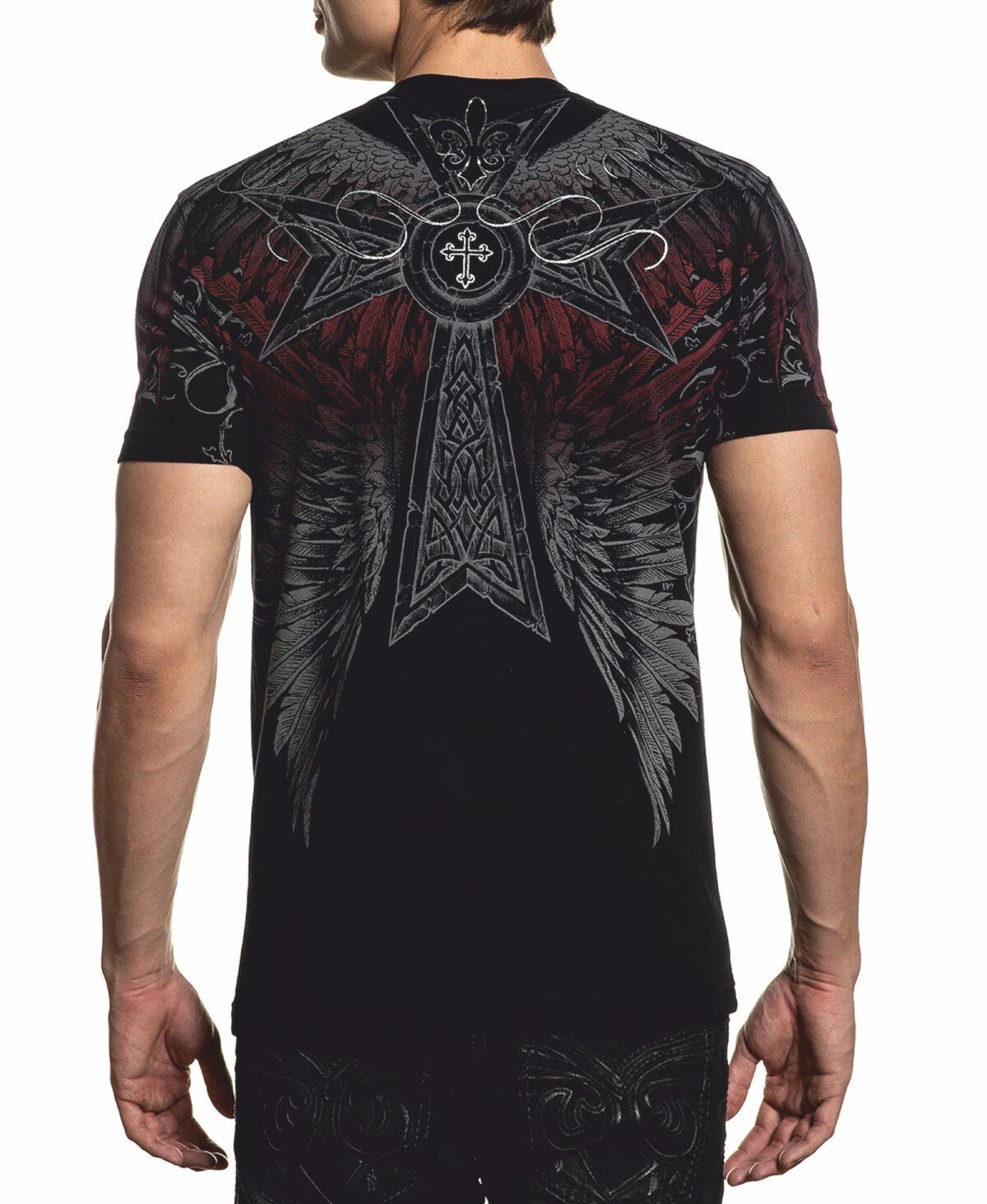 Xtreme Couture T-Shirt X-1914 black