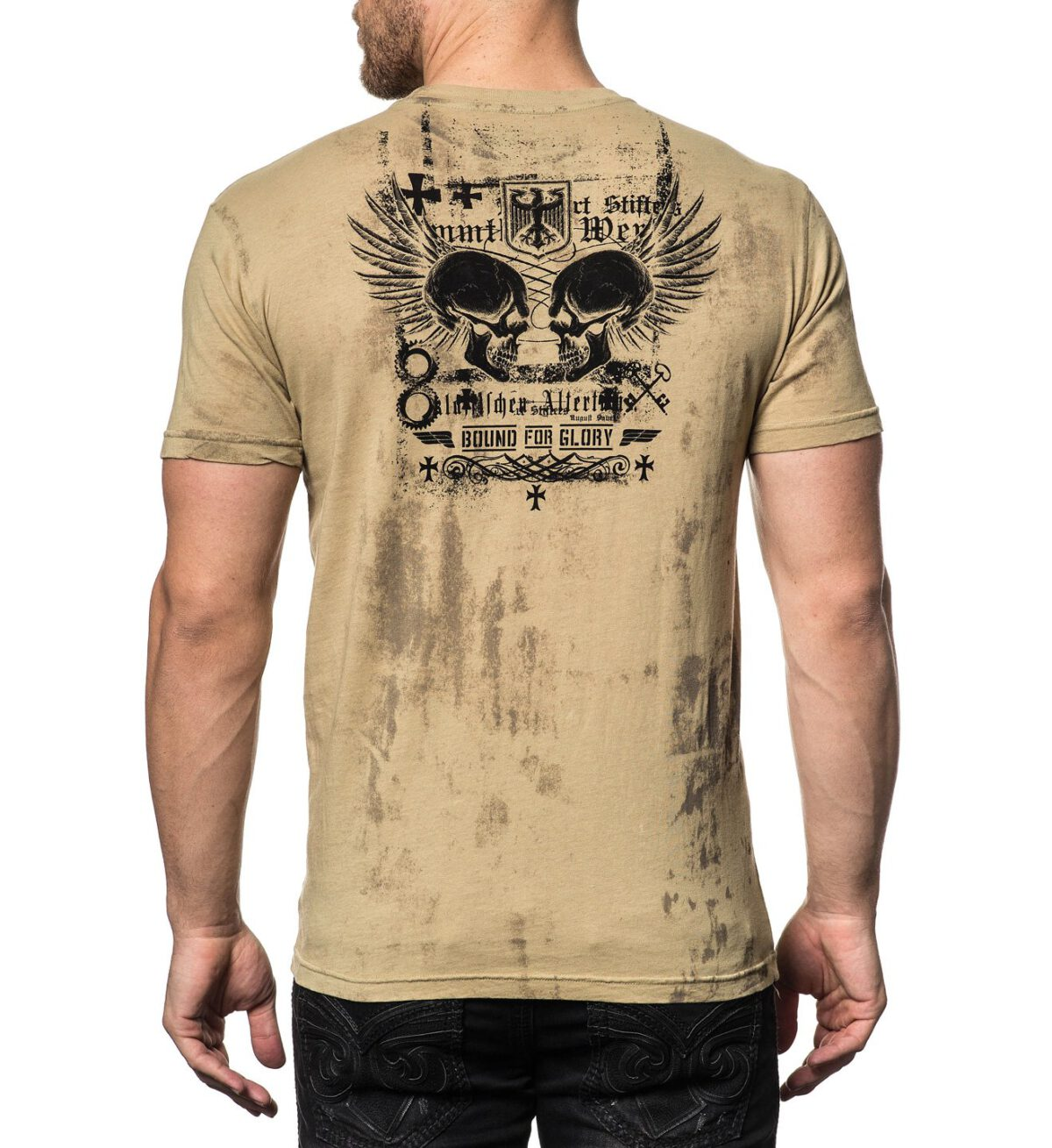 Xtreme Couture T-Shirt X-1759 beige