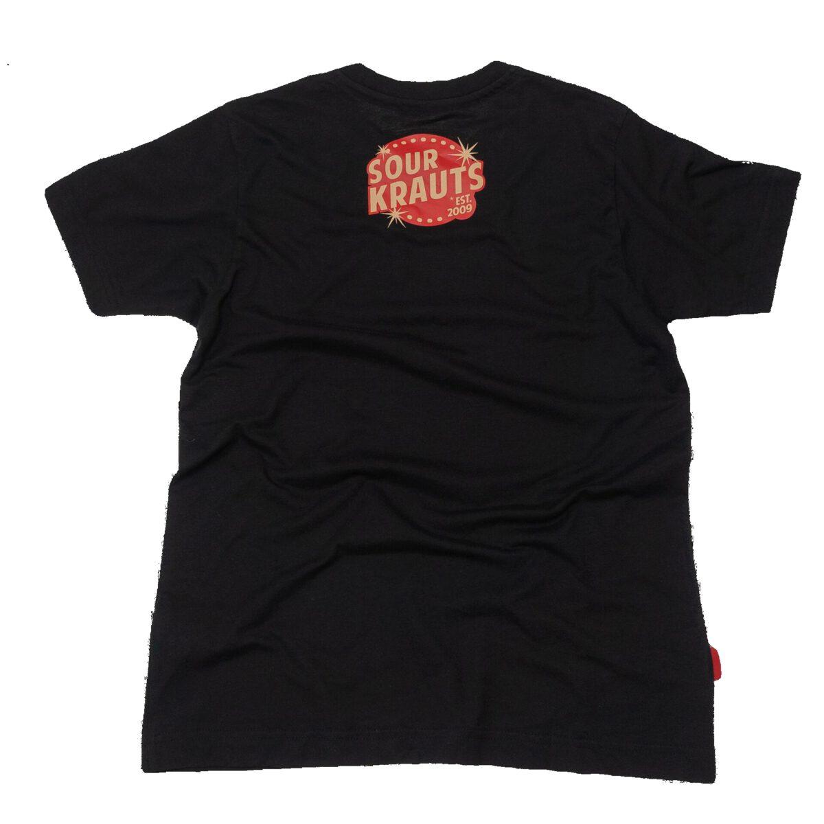 Sourkrauts-T-Shirt-Alex-schwarz