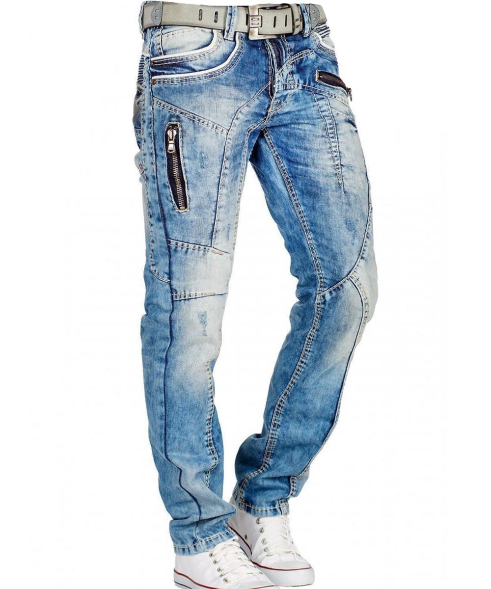 Cipo-Baxx-Herren-Jeans-C1150