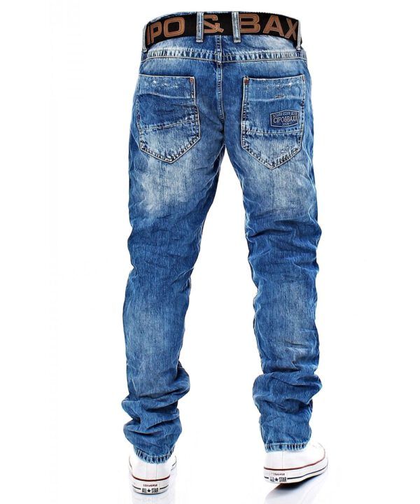 Cipo & Baxx Herren Jeans CD-131