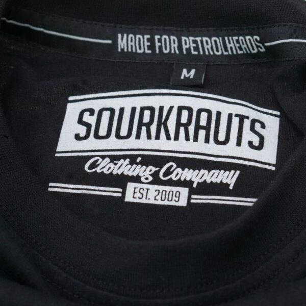 Sourkrauts-T-Shirt-Richard-schwarz