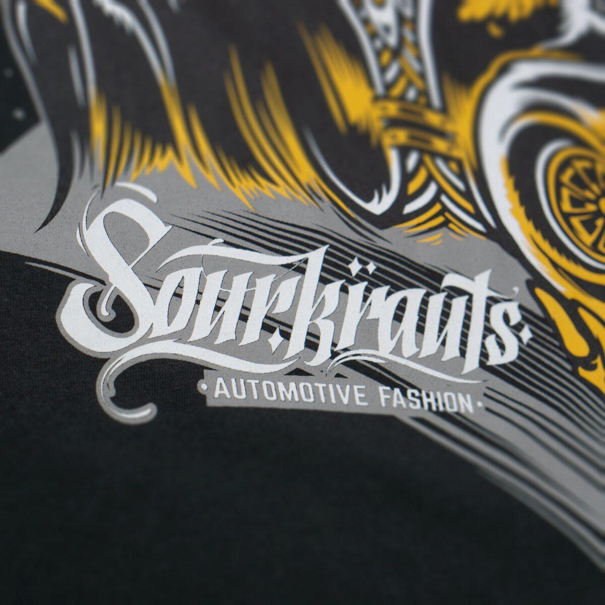 Sourkrauts-T-Shirt-Richard-schwarz