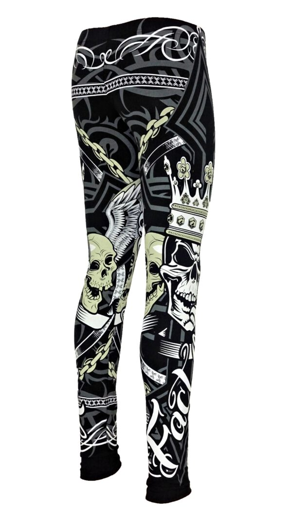Fact of Life Leggings LG-01 black.