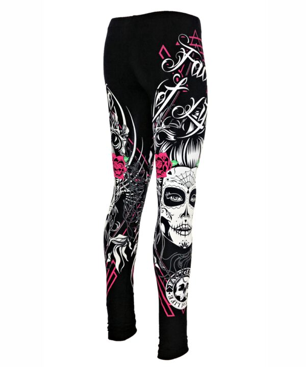 Fact of Life Leggings Lacatrina LG-02
