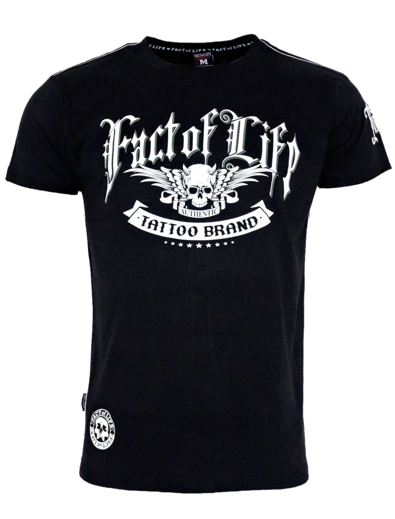 Fact of Life T-Shirt Voodoo TS-33 black