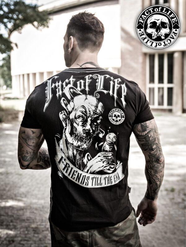 Fact of Life T-Shirt TS-33 black