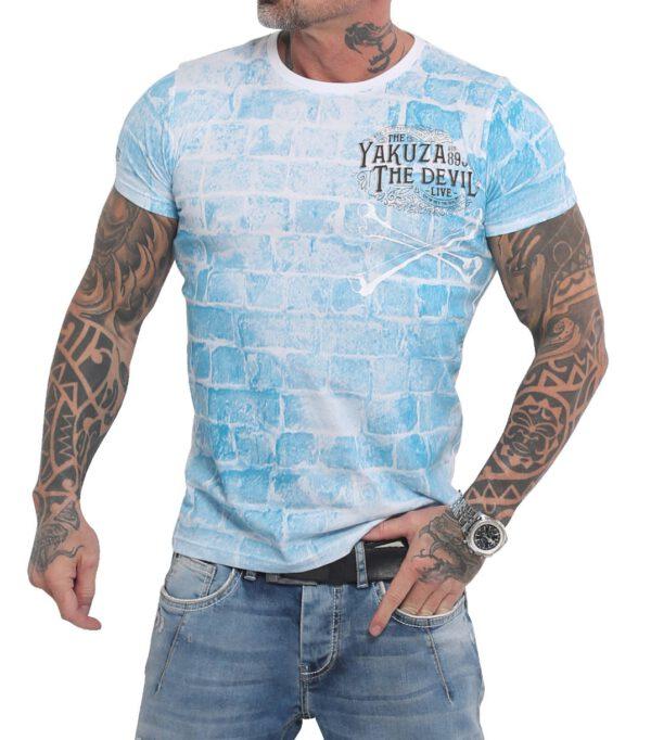 Yakuza T-Shirt TSB-16011 weiß