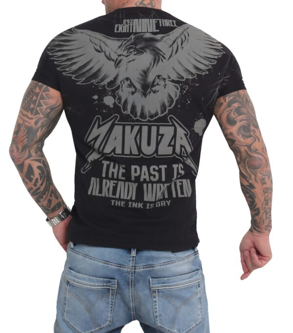 Yakuza Dry Ink T-Shirt TSB-16026 black