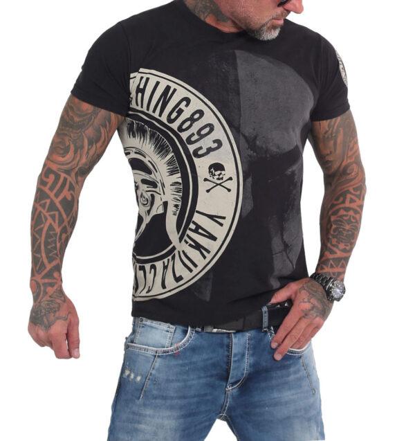 Yakuza Spartan T-Shirt TSB-16073 black