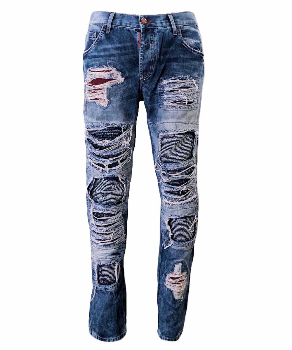 Cipo & Baxx Herren Jeans CD-602