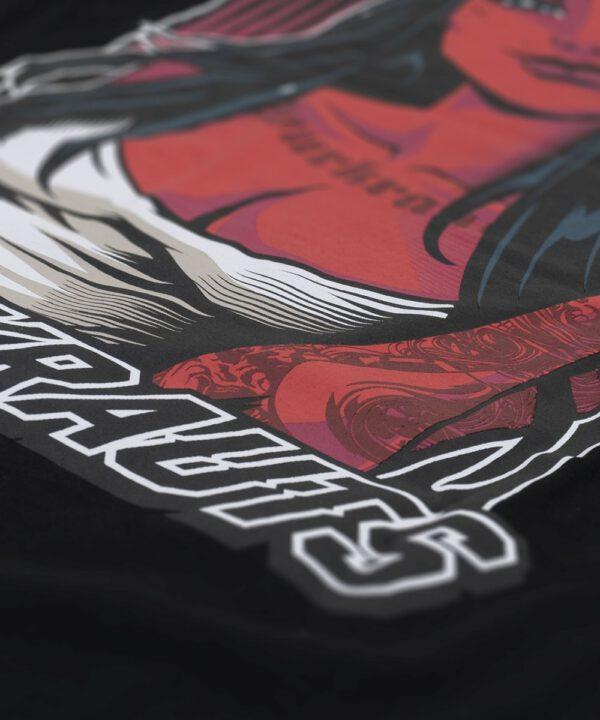 Sourkrauts Herren T-Shirt Devil