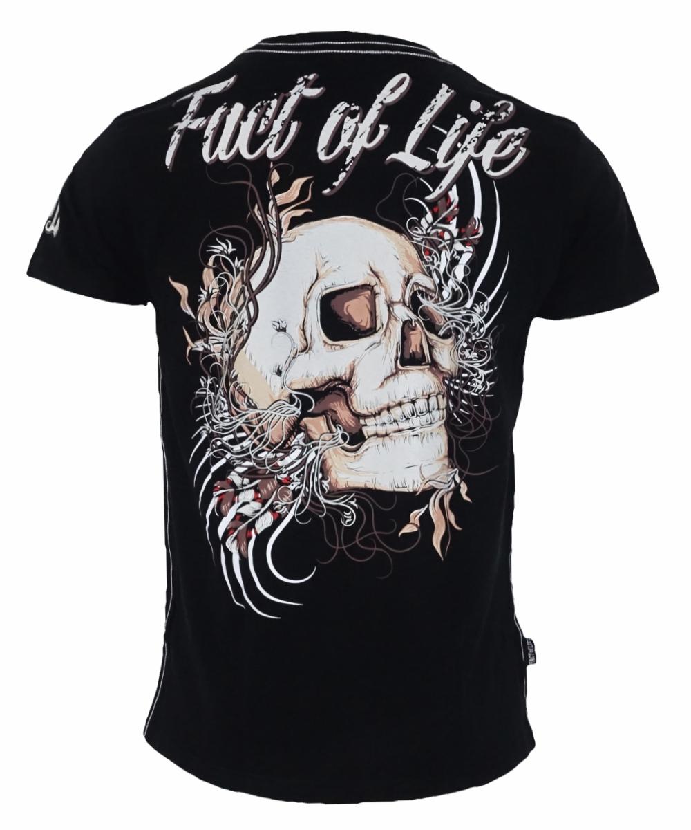 Fact of Life T-Shirt Matter of Honour TS-35 black