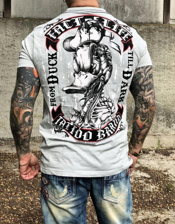 Fact of Life T-Shirt TS-28 grey