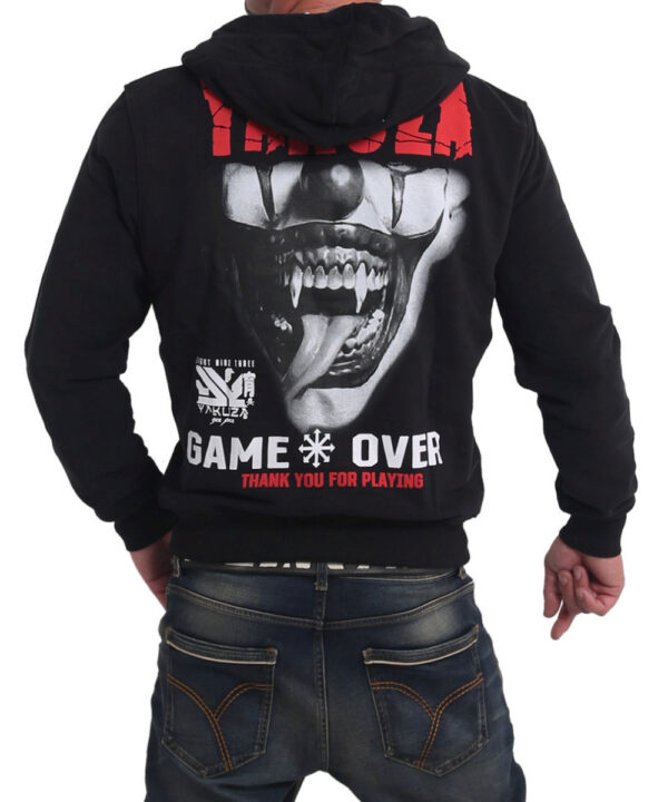 Yakuza Game Over Ninja Kapuzenjacke