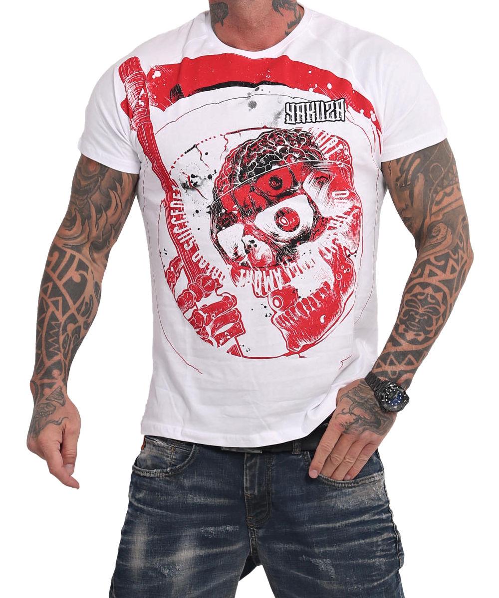 Yakuza Fantasize T-Shirt TSB-17030 weiß