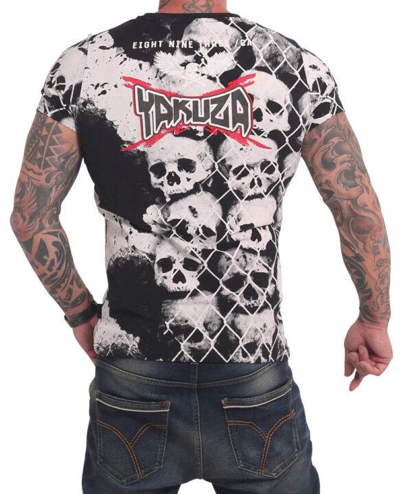 Yakuza Killing Fields T-Shirt TSB-17040