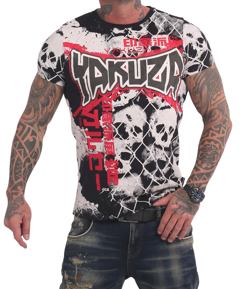 Yakuza Killing Fields T-Shirt TSB-17040