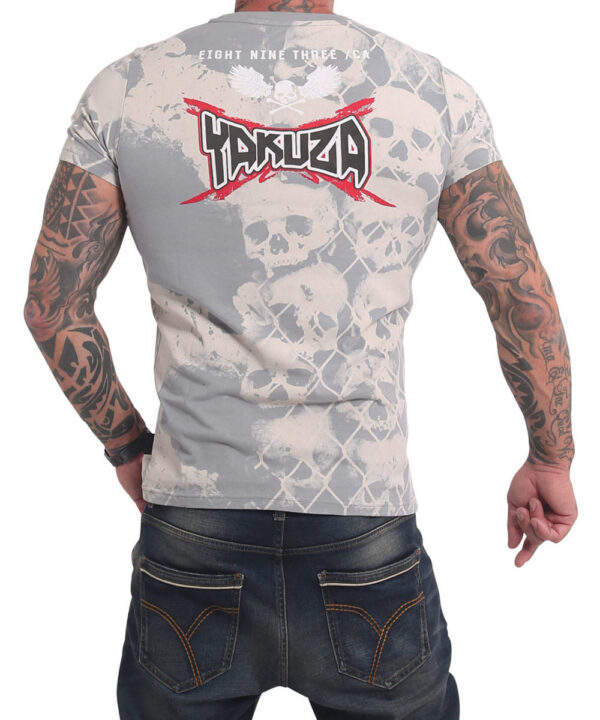 Yakuza Killing Fields T-Shirt TSB-17040 monument