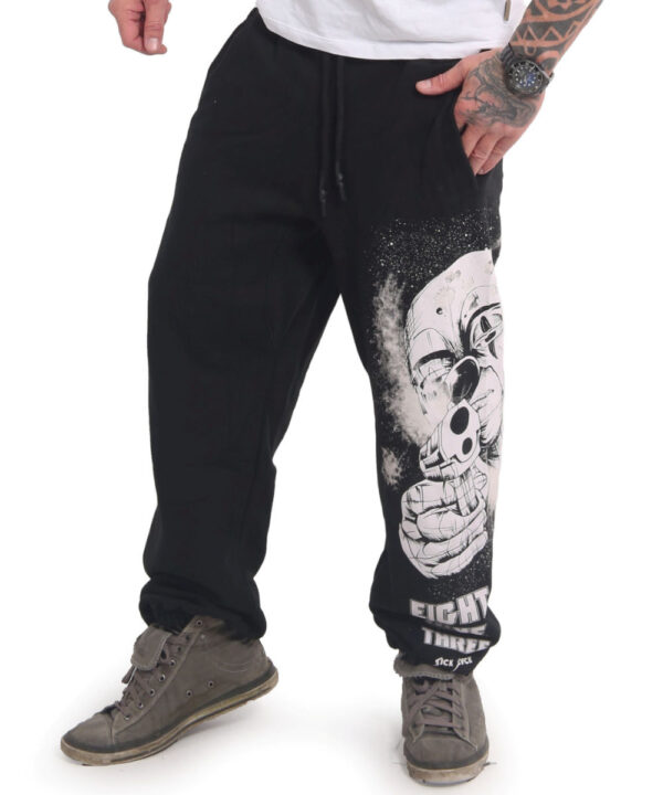 Yakuza Hating Clown Loose Jogginghose JOB-17049 black