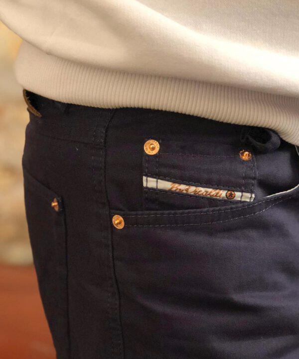 Picaldi Jeans New Zicco - Gabardine DEEP MARINE