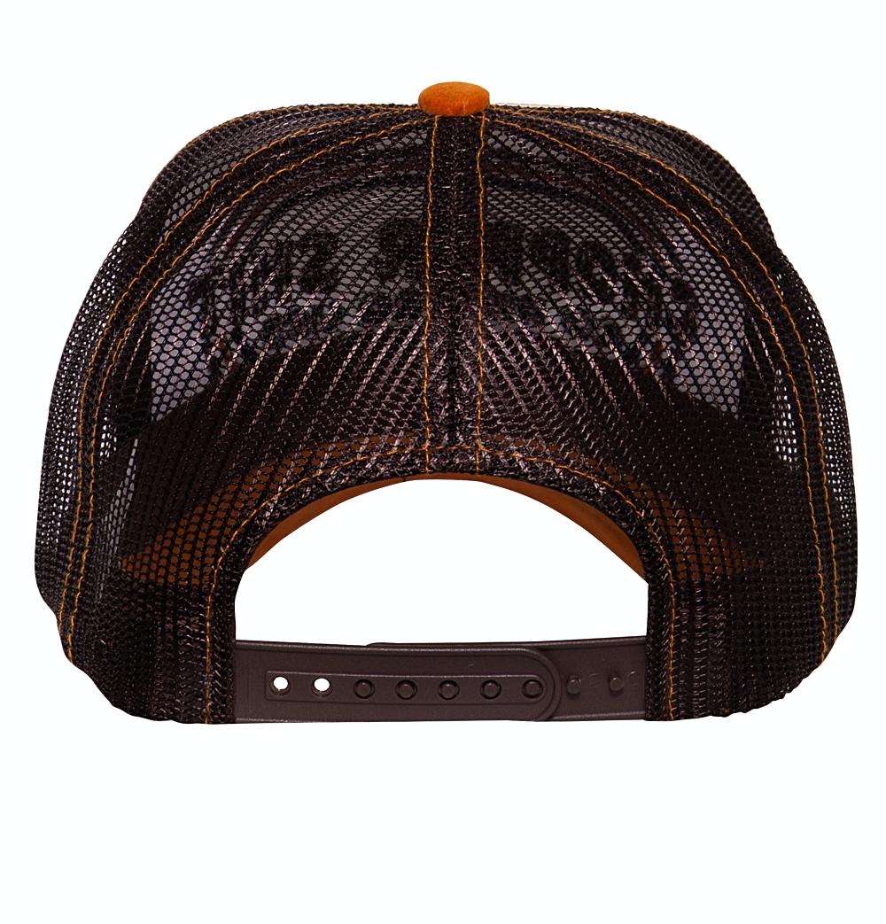King Kerosin TRUCKER CAP »NO RIDE NO LIFE«