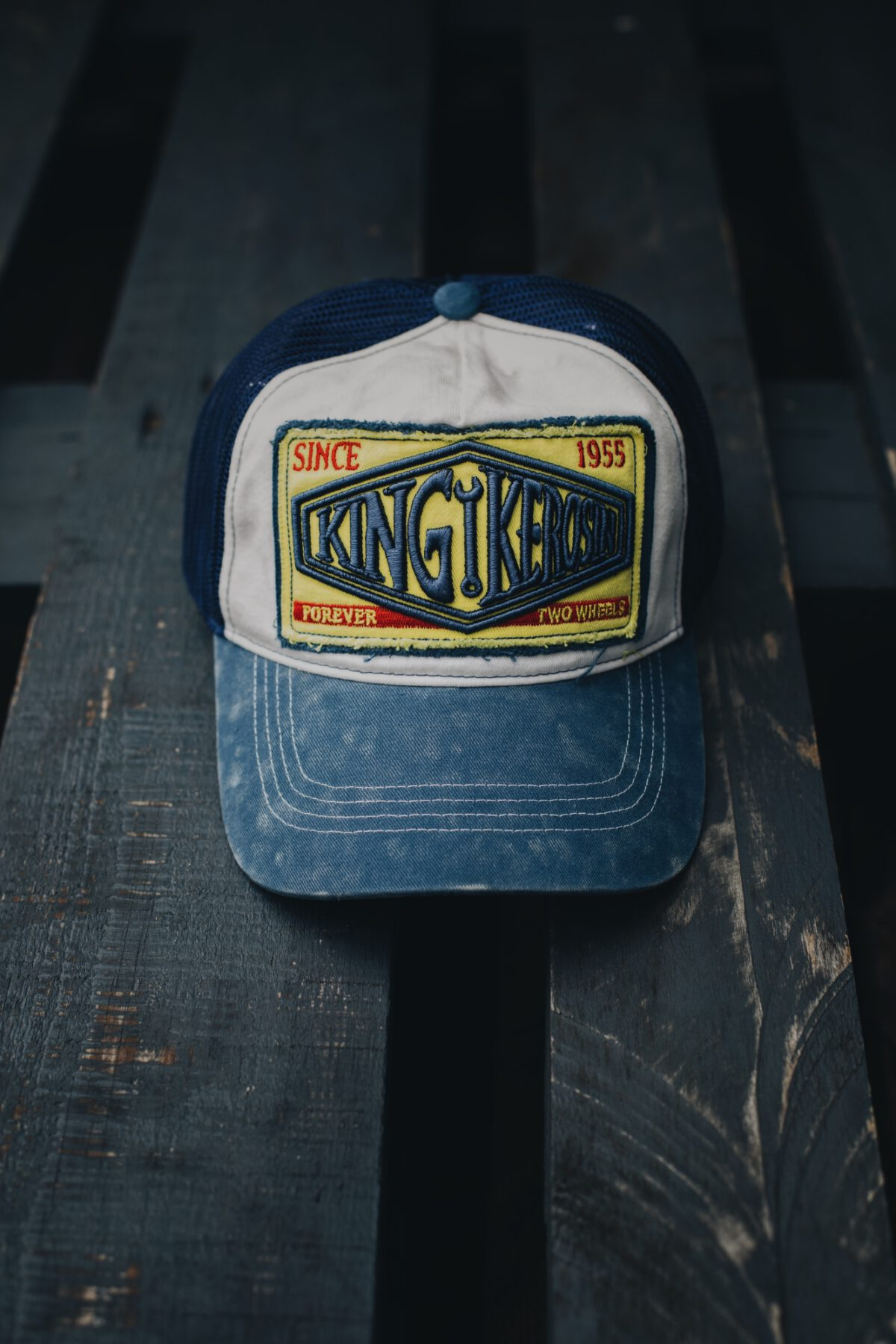 King Kerosin TRUCKER CAP »SINCE 1955«