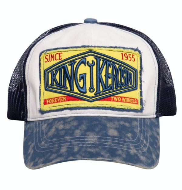 King Kerosin TRUCKER CAP »SINCE 1955«