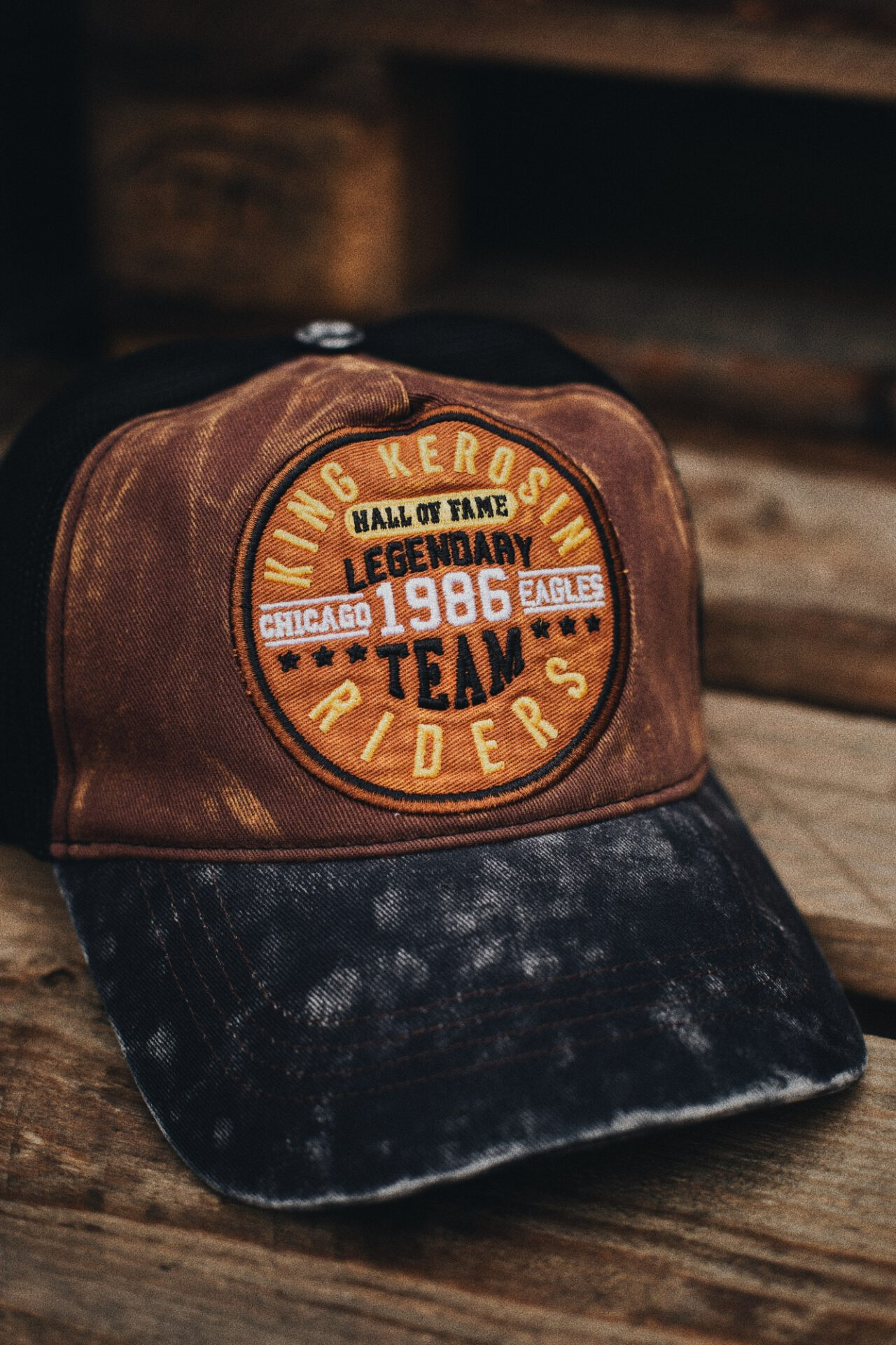 King Kerosin TRUCKER CAP »LEGENDARY TEAM«