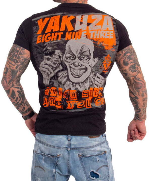 Yakuza Which Side T-Shirt TS-7 black