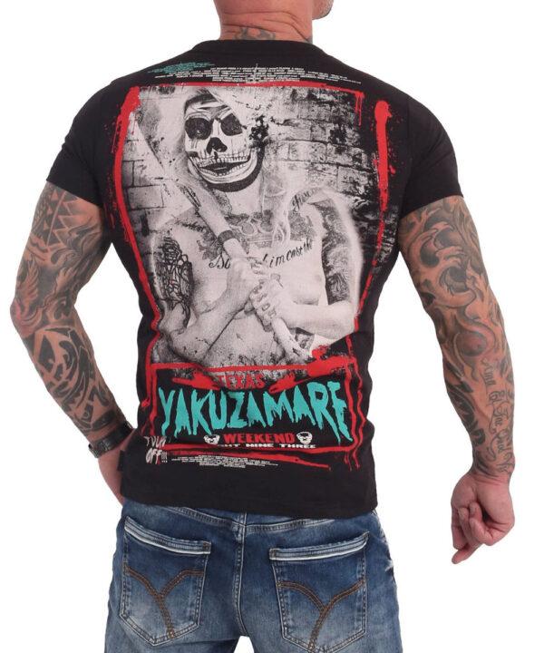 Yakuza Yakuzamare T-Shirt TSB-236 schwarz
