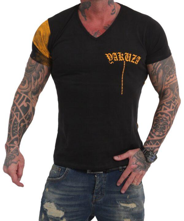 Yakuza Skull T-Shirt TSB-12061 black