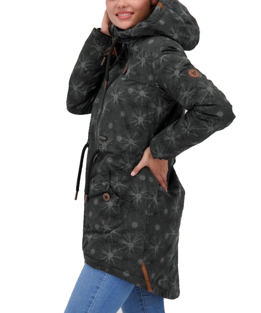 Alife and Kick In Jacke CharlotteAK A Coat black