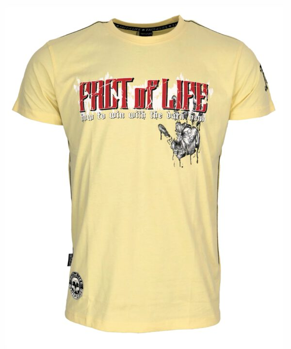 Fact of Life Dark Hand TS-27 pale banana