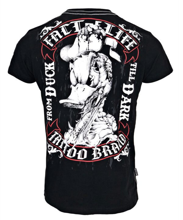 Fact of Life T-Shirt From Duck Till Dark TS-28 black